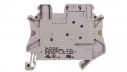Złączka szynowa rozłączalna 2-przewodowa 4mm2 szara Ex UT 4-TG-EX 3046143 /50szt./