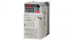 Falownik skalarny jednofazowy 200-240V 1,1 kW 3x230V 6A CIMR-JCBA0006BAA