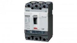 Wyłącznik mocy 63A 3P 50kA kompletny TD100N FMU 63A 3P