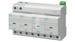 Ogranicznik przepięć B TYP 1 4P 100kA 350V układ 3+1 5SD7414-1