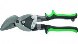 Nożyce do blachy dekarskie prawe 250mm CrV MN-63-211