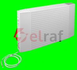 Elektryczny grzejnik konwekcyjny GE-07/2/8 750W 850X200mm