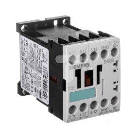 Stycznik mocy 12A 3P 24VDC 1Z 0R S00 3RT1017-1BB41