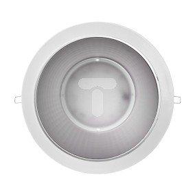 Oprawa downlight 24W LED 230V p/t ED 3000lm IP20 biała GEN.2 LED LUGSTAR LB 300031.00003