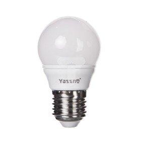 Żarówka LED E27 4W (P45) 320lm 6000K 220-240V YASSNO YB-02-041