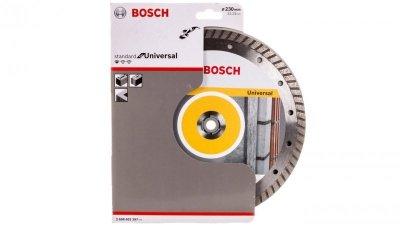 Diamentowa tarcza tnąca Professional for UNIVERSAL Turbo 230 Bosch 2608602397