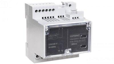 Moduł opuźnienia dla wyzwalaczy podnapięciowych 220-240VAC LV429427