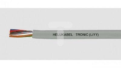 Przewód sterowniczy TRONIC (LiYY) 6x0,34 500V 18061 /bębnowy/