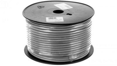 Kabel teleinformatyczny S/FTP (PiMF) kat.6 4x2xAWG23/1 CCA 93955 /100m/