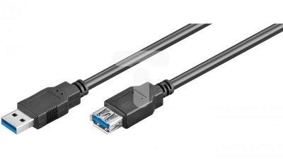 Przedłużacz USB 3.0 SuperSpeed 1,8m 93998