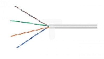 Kabel teleinformatyczny U/UTP kat.5e 4x2xAWG24/1 CCA 68710 /100m/
