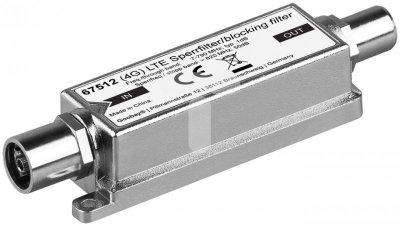 Filtr LTE/4G zewnętrzny IEC - IEC 67512