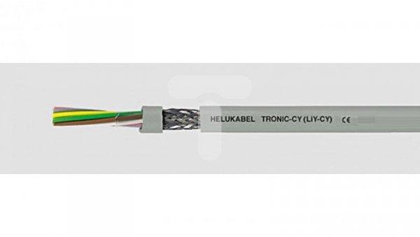 Przewód sterowniczy TRONIC-CY (LiY-CY) 5x0,5 500V 16005 /bębnowy/