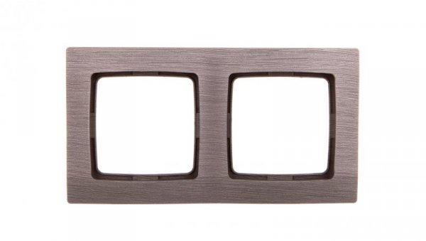 KARO Ramka podwójna tytan strukturalny R-2S/56