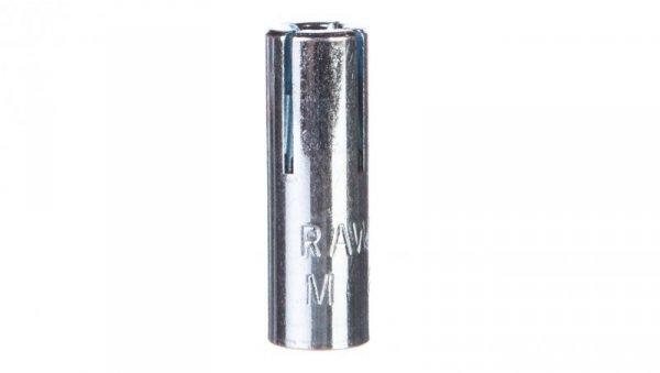 Tuleja rozprężna M8/10x30mm z gwintem wewnętrznym R-DCA-08-30 /100szt./
