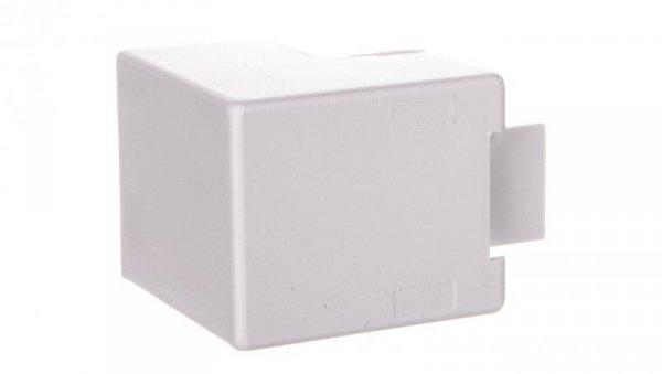 Narożnik do kanałów kablowych zewnętrzny AE 25x17 biały /2szt/ ECAE2517B