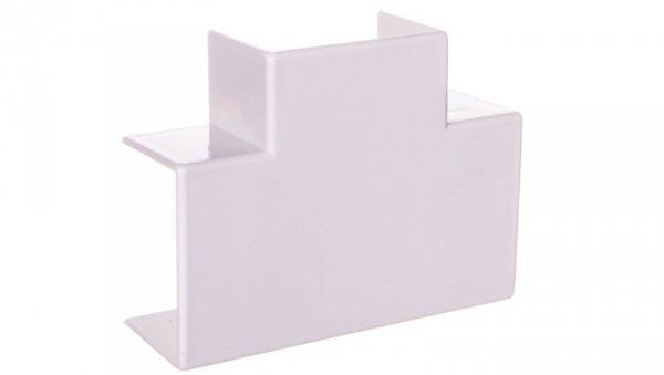 Rozgałęźnik do korytek kablowych typu T 40x25 biały /2szt/ ECT4025B
