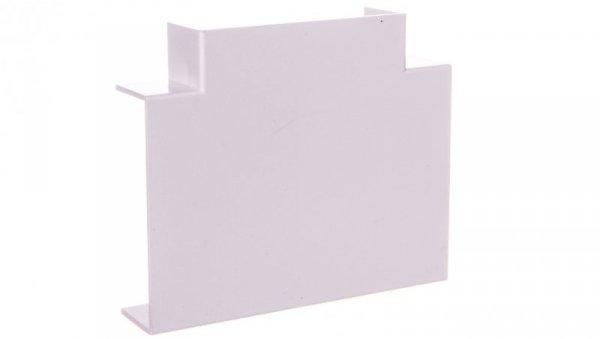 Rozgałęźnik do korytek kablowych typu T 60x17 biały /2szt/ ECT6017B