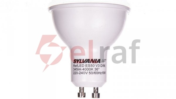 Żarówka LED GU10 6W RefLED ES50 V3 345lm DIM 840 36° SL ściemnialna 4000K 0027442