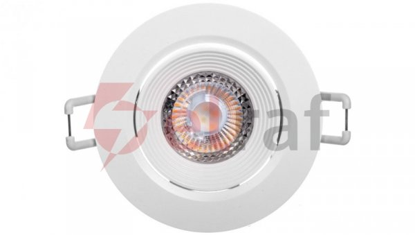 Oprawa downlight LED 5,5W START SPOT LED ADJ 400lm 3000K 53543