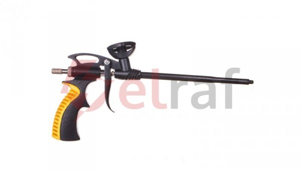 Pistolet do pianki montażowej z regulacją intensywności strumienia 21B507