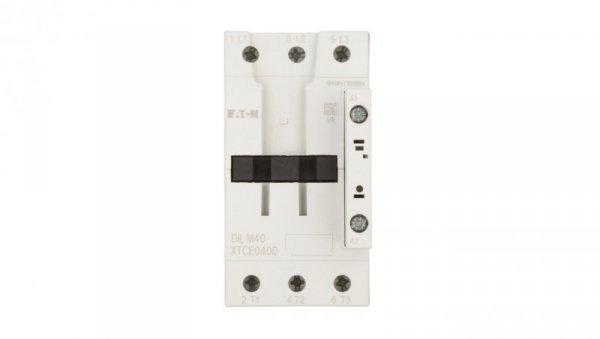 Stycznik mocy 40A 3P 110V AC 0Z 0R DILM40(110V50HZ,120V60HZ) 277763
