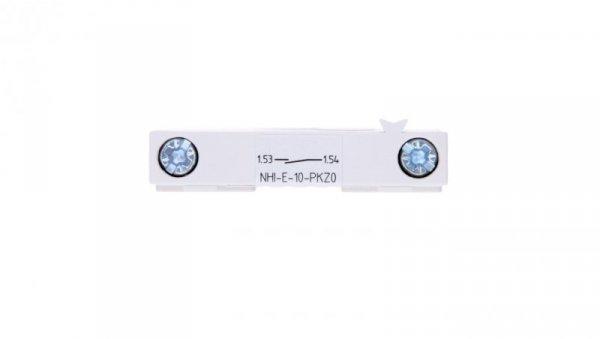 Styk pomocniczy 1Z montaż czołowy NHI-E-10-PKZ0 082884