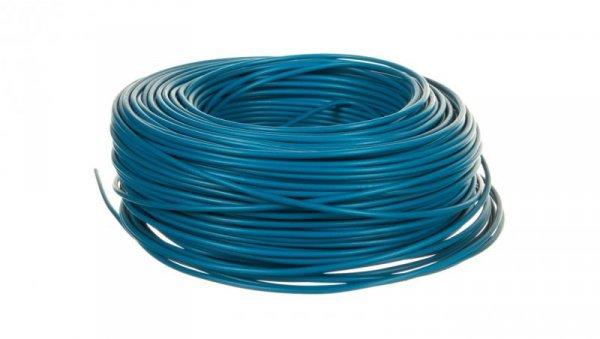 Przewód instalacyjny H07V-K 1,5 niebieski 4520021 /100m/