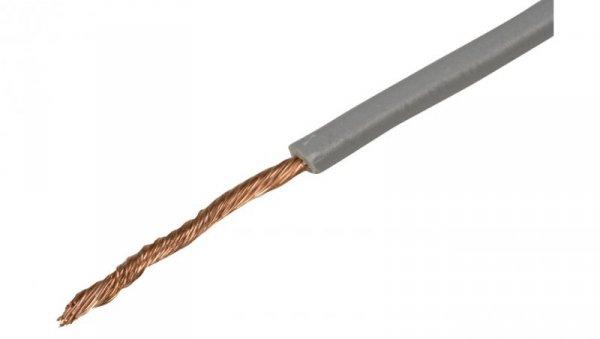 Przewód instalacyjny H05V-K 0,5 szary 4510061 /100m/