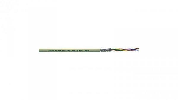 Przewód sterowniczy UNITRONIC LiYCY 10x0,75 0034710 /bębnowy/