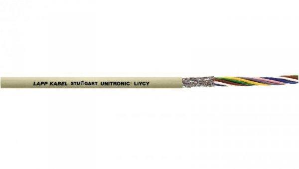 Przewód sterowniczy UNITRONIC LiYCY 3x1 0034803 /bębnowy/