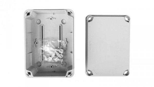 Puszka natynkowa LIGHT 162x116x76 6xM25 4xM40 gładka IP66/67 EL-161