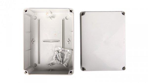 Puszka natynkowa LIGHT 241x180x96 4xM25 6xM40 gładka IP66/67 EL-231