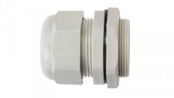 Dławnica kablowa poliamidowa PG29 IP68 DP 29/H szara E03DK-01030100701