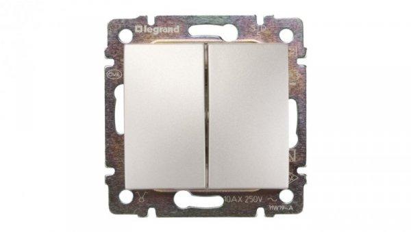 VALENA Łącznik świecznikowy aluminium 770105