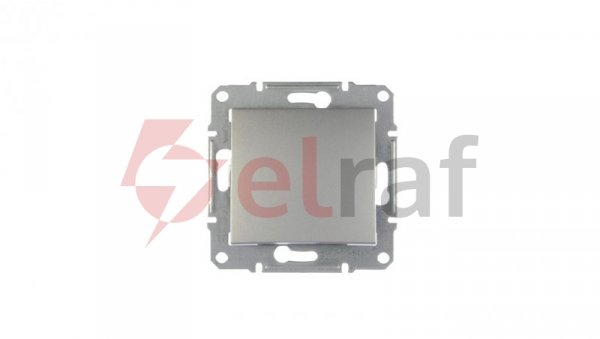 Sedna Łącznik krzyżowy 10AX aluminium IP20 SDN0500160
