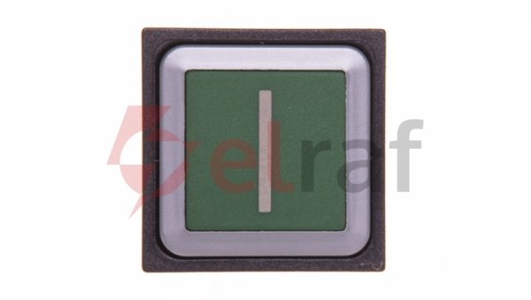 Napęd przycisku zielony /I/ z samopowrotem Q25D-11 090471