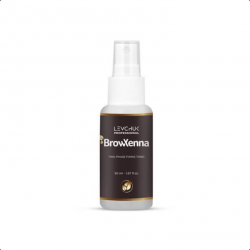 Clean Lotion (tonik do zmywania henny) Two-Phase Fixing Tonic Brow Henna (Xenna) 50ml