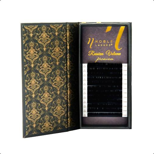 Rzęsy Russian Volume D 0,03