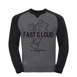BLUZA FAST AND LOUD