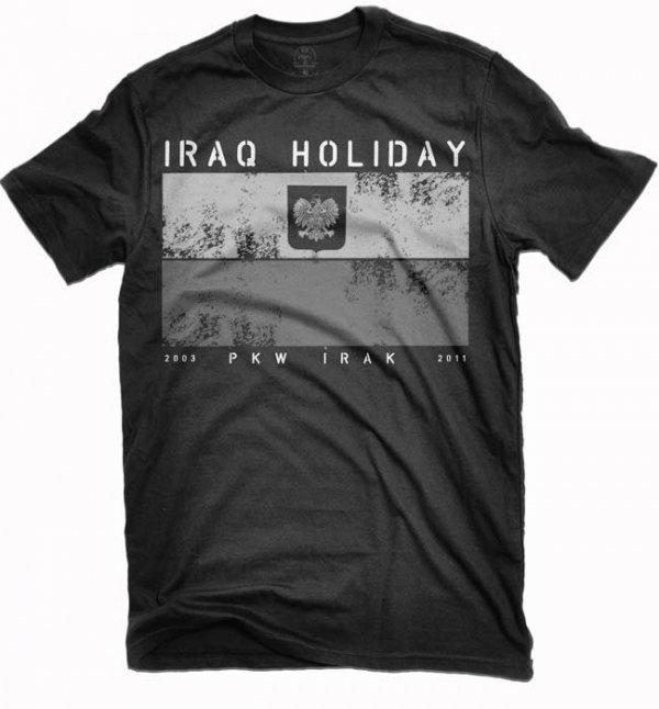 FLAGA IRAQ HOLIDAY