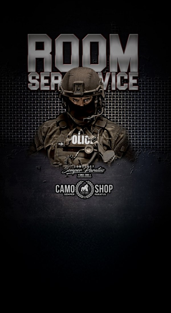 POLICJA - ROOM SERVICE
