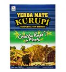 Yerba Mate Kurupi Cedron Kapi'i y Menta 500g