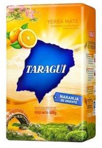Yerba Mate Taragui Naranja Oriente 500g Orzeźwia!
