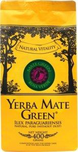Yerba Mate Green Rosa Verde Róża + Jaśmin 400g