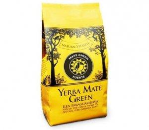 Yerba Mate Green Fuerte - Guarana + Goji - 400g