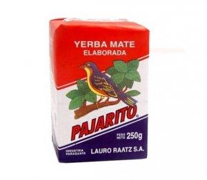 Yerba mate Pajarito Elaborada - 250g