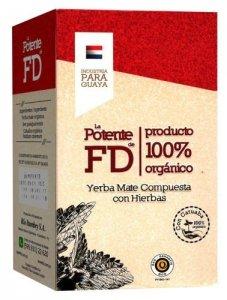 Yerba Mate La Potente FD 250g BIO Afrodyzjak Katuava