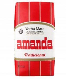 Yerba Mate Amanda klasyczna 250g - Elaborada
