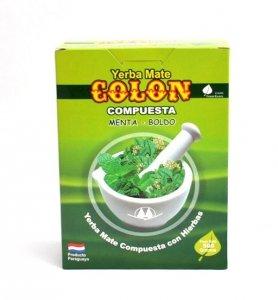 Yerba Mate Colon Menta Boldo - 500g
